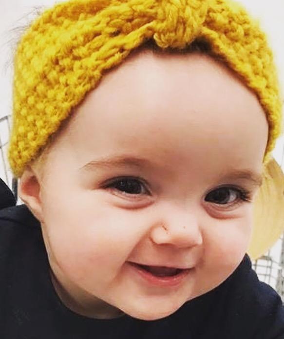 Beau headband